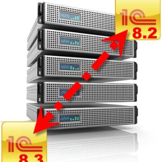 Как установить сервер 1С 8.2 и 8.3 на одном сервере?